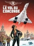 Callixte - Gilles Durance T3 - Le Vol du Concorde.