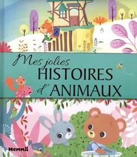 Calouan et Mireille Saver - Mes jolies histoires d'animaux.