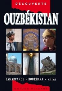 Calum MacLeod et Bradley Mayhew - Ouzbékistan - Samarcande, Boukhara, Khiva.