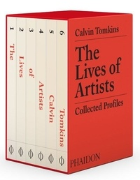Calvin Tomkins - The Lives of Artists - Collected Profiles, 6 volumes.