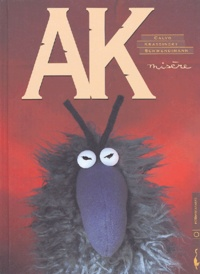 Calvo et Jean-Paul Krassinsky - AK Tome 1 : Misère.
