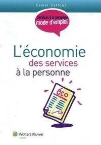 Camal Gallouj - L'économie des services à la personne.