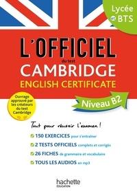Lofficiel du test Cambridge English Certificate Niveau B2.pdf