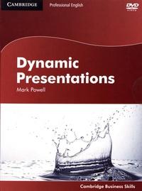 Mark Powell - Dynamic Presentations. 1 DVD