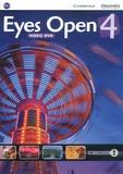 Cambridge University Press - Eyes Open 4. 1 DVD