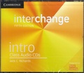 Jack-C Richards - Interchange Intro - Class Audio CDs. 3 CD audio