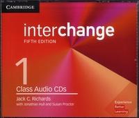 Jack-C Richards - Interchange Level 1 - Class Audio CDs. 3 CD audio