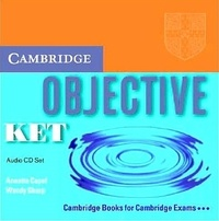 Annette Capel - Objective Ket. - Audio CD Set.