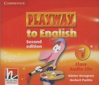 Playway to English niveau 1 - 3 CD Audio.pdf