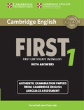Cambridge University Press - Cambridge English First Certificate in English With Answers - For Revised Exam From 2015. 2 CD audio