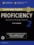 Cambridge University Press - Cambridge English Proficiency 2 - Certificate of Proficiency in English with Answers.
