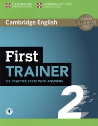 Cambridge University Press - First Trainer 2 - Six practice with answers.