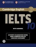 Cambridge University Press - IELTS 10 - With answers.
