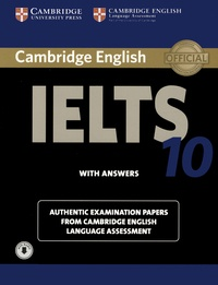 Accentsonline.fr IELTS 10 - With answers Image