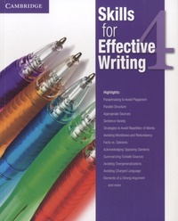 Cjtaboo.be Skills for Effective Writing - Level 4 Image
