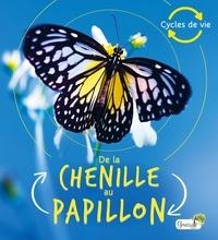 Camilla de La Bédoyère - De la chenille au papillon.