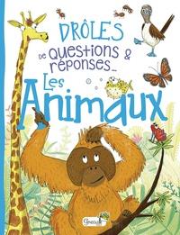 Camilla de La Bédoyère - Les animaux.