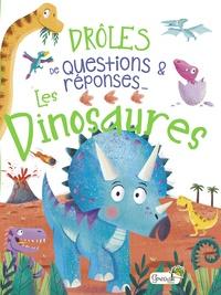 Camilla de la Bédoyère et Lisa Martin - Les dinosaures.