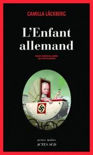 Télécharger l'ebook pour Android L'Enfant allemand (French Edition) PDB