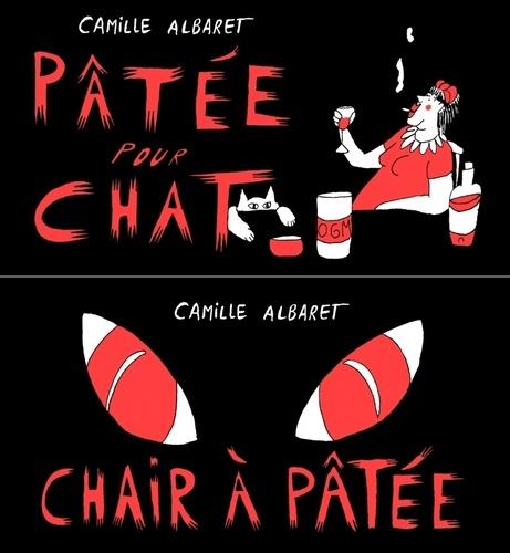 Camille Albaret - Patée pour chat / Chair à patée.