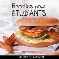 Camille Antoine - Recettes pour étudiants.