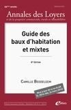 Camille Beddeleem - Guide des baux d'habitation et mixtes.