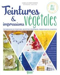 Camille Binet-Dezert - Teintures végétales & impressions.