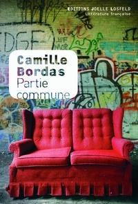 Camille Bordas - Partie commune.