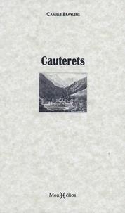 Camille Braylens - Cauterets - Croquis pyrénéens.