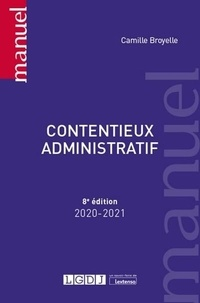 Camille Broyelle - Contentieux administratif.
