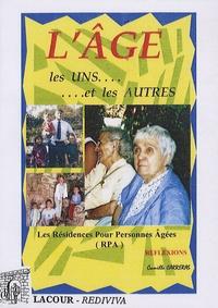 Histoiresdenlire.be L'âge, les uns... et les autres - Les résidences pour personnes âgées (RPA) Image