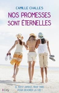 Ebooks Téléchargement de deutsch deutsch Nos promesses sont éternelles 9782824615684 par Camille Challes (Litterature Francaise)