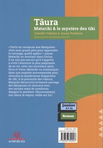 Taura. Matariki & le mystère des tiki