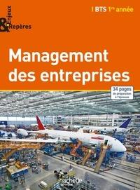 Camille Cornudet et Jean-Bernard Ducrou - Management des entreprises BTS 1re année.