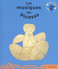Camille de Cussac - Les musiques de Picasso.
