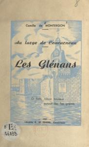 Camille de Montergon - Au large de Concarneau, les Glénans.
