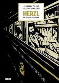 Camille de Toledo et Alexander Pavlenko - Herzl - Une histoire européenne.