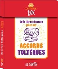 Camille Delaporte - Enfin libre et heureuse grâce aux accord toltèques - Avec 52 cartes.