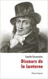 Camille Desmoulins - Discours de la lanterne.