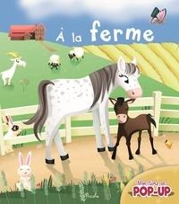 Camille Epplin et Giorgia Farnesi - A la ferme.