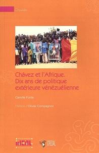 Deedr.fr Chavez et l'Afrique - Dix ans de politique extérieure vénézuélienne Image