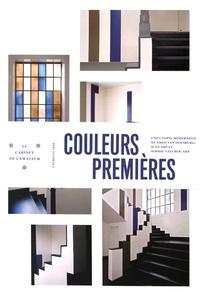 Camille Giertler - Couleurs premières - Une utopie moderniste de Theo Van Doesburg, Jean Arp et Sophie Taeuber-Arp, l'Aubette 1928.