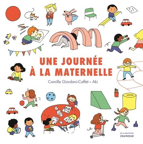 Une Journee A La Maternelle Album