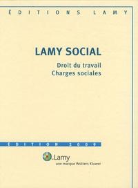 Camille Goasguen et Catherine Girodroux - Lamy social - 3 volumes. 1 Cédérom