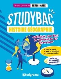 Camille Guillon et Thomas Merle - Histoire Géographie Terminale Studybac.