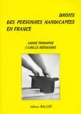 Camille Hermange et Annie Triomphe - .