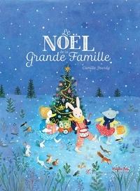 Camille Jourdy - Le Noël de la grande famille - Coffret livre + doudou.