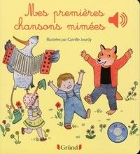 Camille Jourdy - Mes premières chansons mimées.