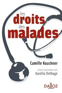 Camille Kouchner - Les droits des malades.
