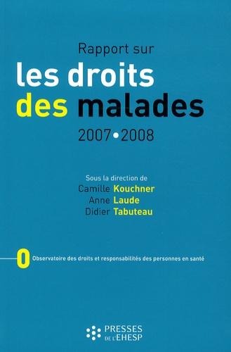 Camille Kouchner et Anne Laude - Rapport sur les droits des malades.